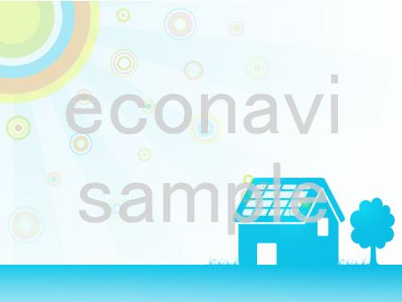環境デザインテンプレート (太陽...