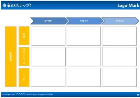 企画書テンプレート 事業の ... : フリースケジュール帳 : すべての講義